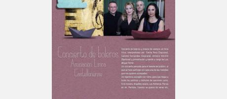 Concierto de Boleros, Asociación lírica Castellonense