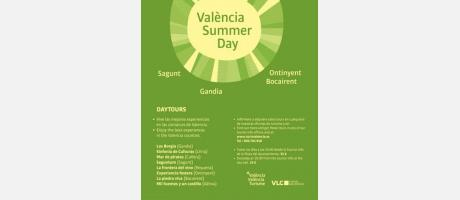 cartel summer days valencia