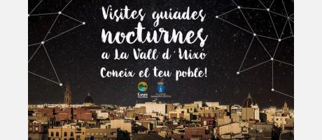 VISITAS GUIADAS NOCTURNAS A LA VALL D'UIXÓ