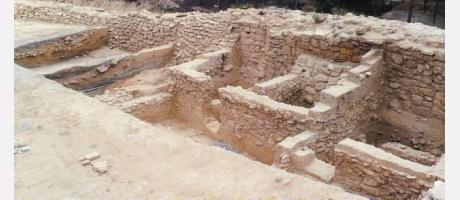 Yacimiento fenicio de La Fonteta