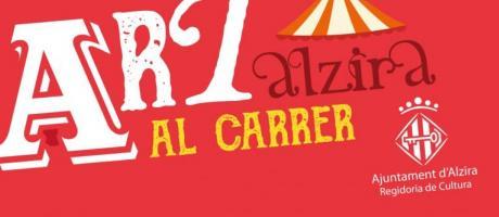 Art al Carrer Alzira 2016