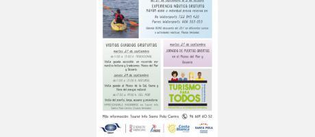 Cartel Día Mundial del Turismo 2016