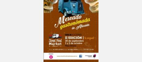 Alicante Street Food Market 2016