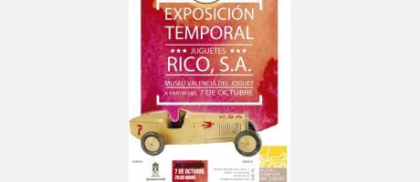 Exposición Monográfica de Rico, S.A.