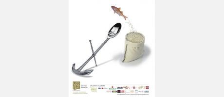 Cartel de las III Jornadas gastronómicas de arroces marineros