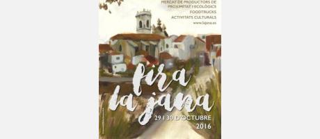 Feria tradicional La Jana 2016