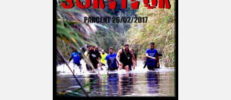 Survivor Race en Parcent