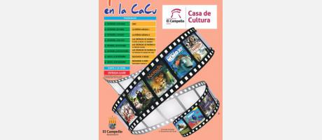 Cinema a la Casa de Cultura El Campello
