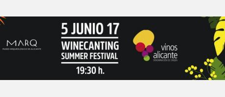 Winecanting Summer Festival 2017