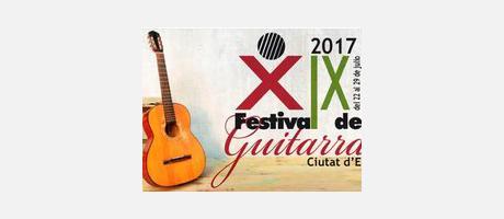 Festival de Guitarra Ciutat d´Elx