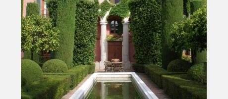 Pedreguer_Jardín Mediterráneo Albarda_Img4