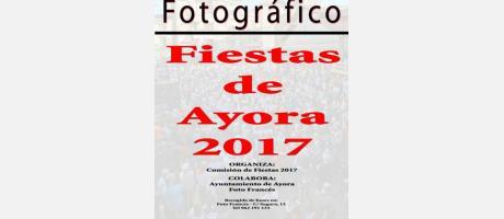 Concurso Fotográfico Fiestas de Ayora 2017