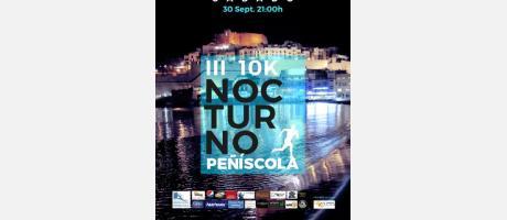 III 10K Nocturno - Peñíscola 2017