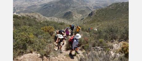 Senderismo con Trail Natura