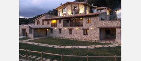 Masía Font d'en Torres en Morella
