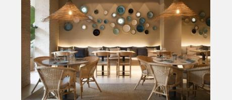 Restaurante Turqueta Valencia Interior
