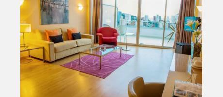 Hotel Levante Club Benidorm Salón Habitación