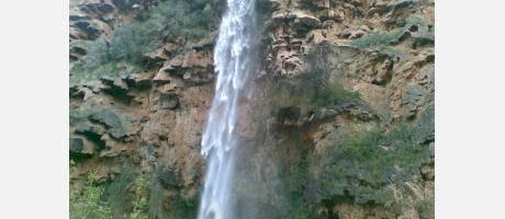 Salto de la Novia en Navajas