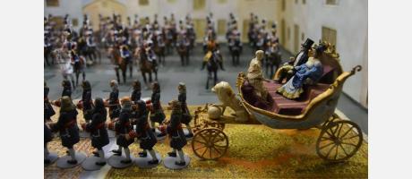 Museos divertidos L'Iber de los Soldaditos de plomo