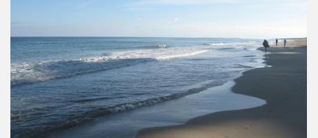 Atardeceres de cine en la Playa de Arenales del Sol