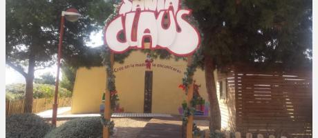 Casa Santa Claus Alicante