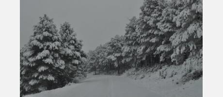 Nieve en la Comunitat Valenciana 1