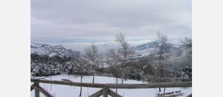 Nieve en la Comunitat Valenciana 6