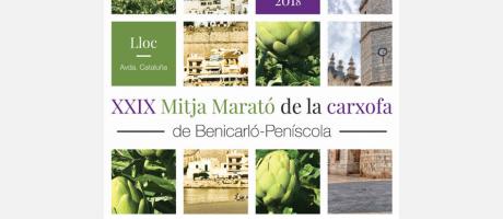 XXIX Mitja Marató de la Carxofa de Benica