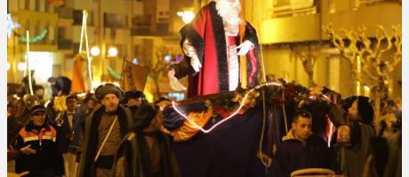 Cabalgata de Reyes Magos El Campello
