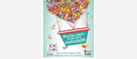Campaña San Valentín 2018 'Nuestro amor es de acero inolvidable'