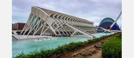 Ciudad Artes y Ciencias