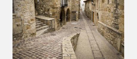 Calles de Culla (Castellón)