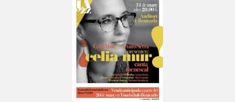 Jazz - Celia Mur en Benicarló