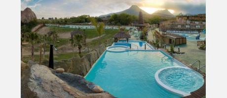 Resort Magic Natura Benidorm 1