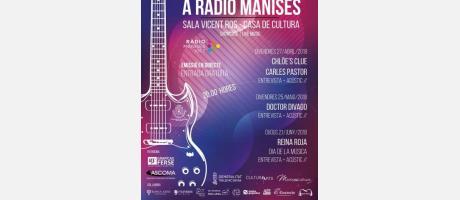 acustics radio manises