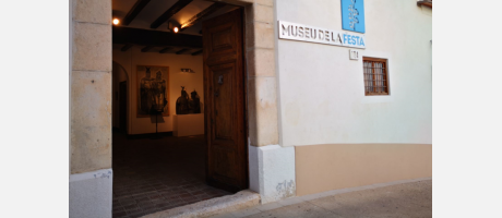 museo de la festa reapertura