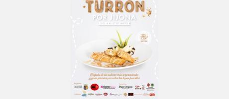 ¡Del 4 al 27 de mayo, Tapeando con Turrón por Jijona!