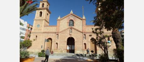 Iglesia de la Inmaculada Concepción en Torrevieja