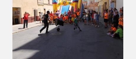Fiestas barrio castellón