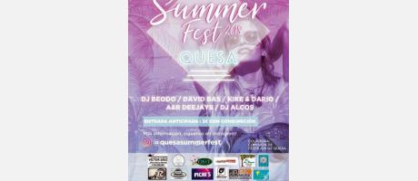 Quesa Summer Fest 2018