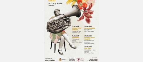 Festival De Músiques del Món a Olocau