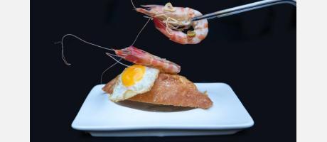 Deliciosa receta con marisco