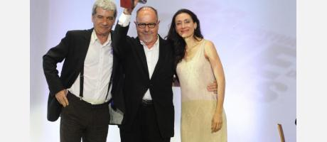 23 Festival - Oscar Ladoire, Bigas Luna y Rosana Pastor
