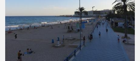 Playa El Postiguet