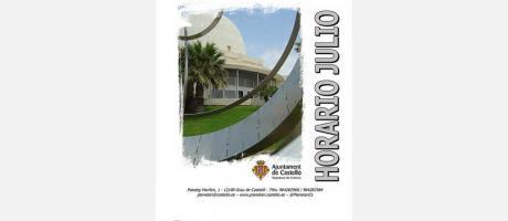 Programación al Planetario Grao de Castellón