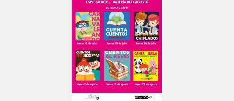 Festival de Teatro de Calle - Peñíscola - Infantil