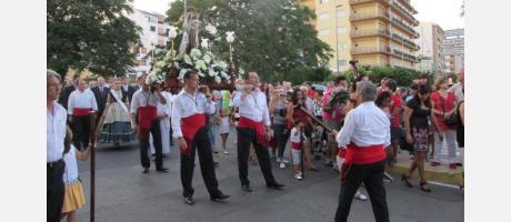 Fiestas Virgen del Carmen Grao Castellón