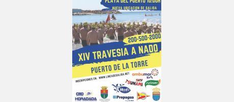 """XIV Travesía a Nado """"Puerto de la Torre"""""""