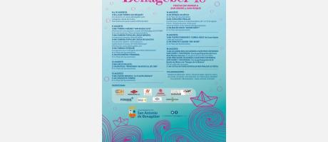 Programa de Fiestas San Antonio de Benagéber 2018