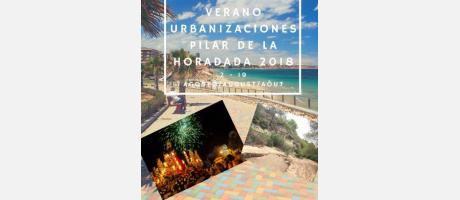 Fiestas Urbanizaciones de Pilar de la Horadada